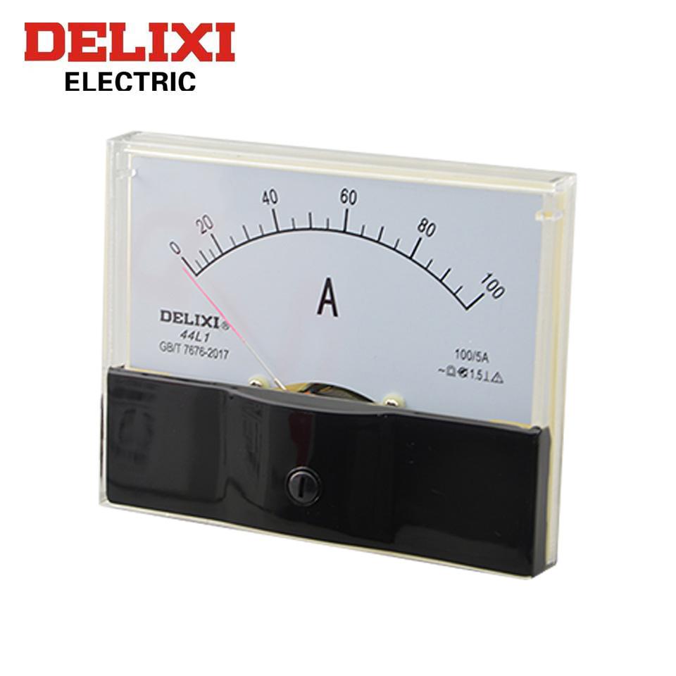 电压表/44L1-250/5  德力西