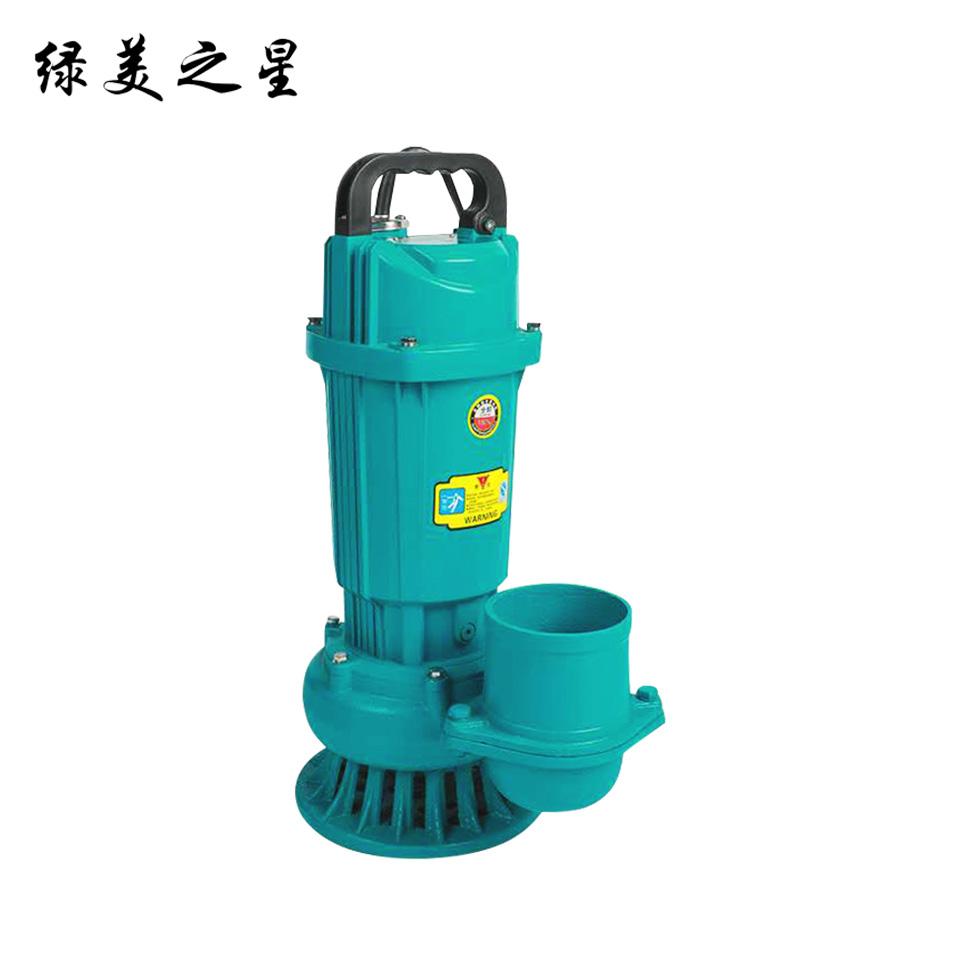 4寸小型潜水电泵/QDX65-7-2.2/豪华版  绿美之星