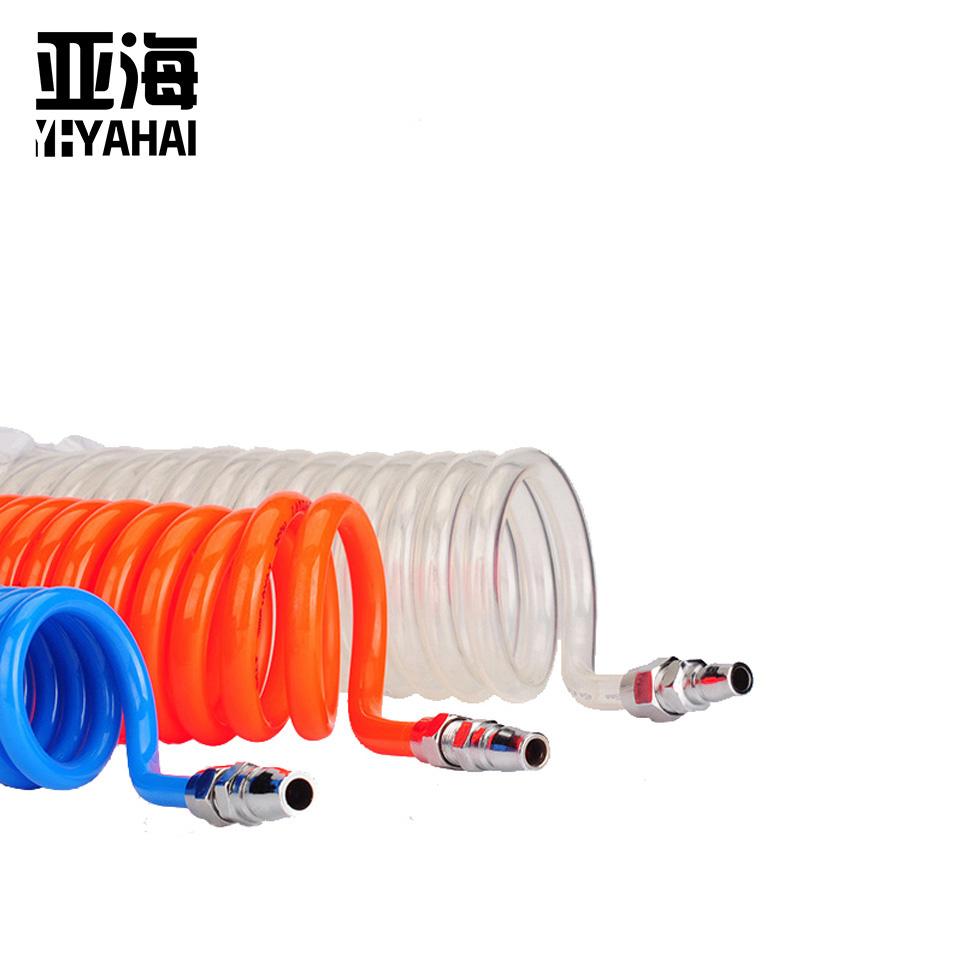 EVA弹簧管/8*5*9米橙色  亚海YAHAI
