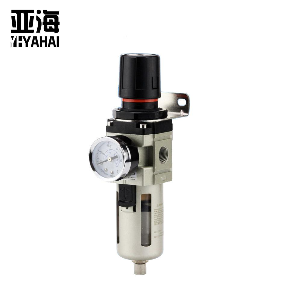 过滤减压阀/AW5000-10  亚海YAHAI