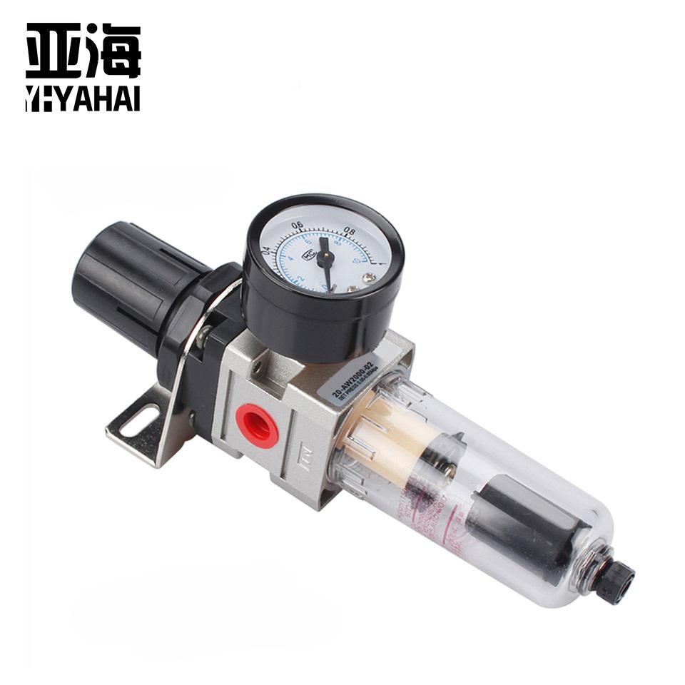 过滤减压阀/AW2000-02D自动排水  亚海YAHAI