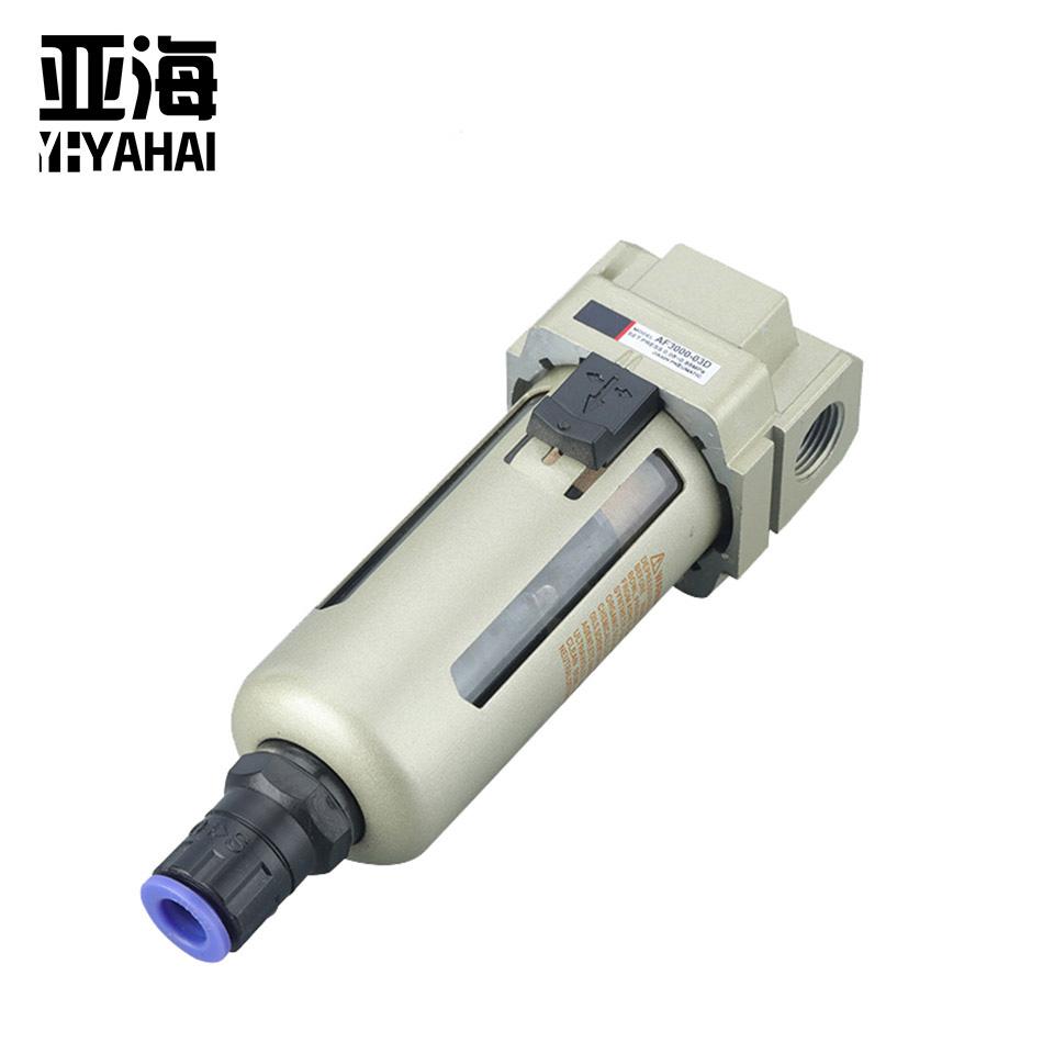 过滤器/AF4000-04D自动排水  亚海YAHAI