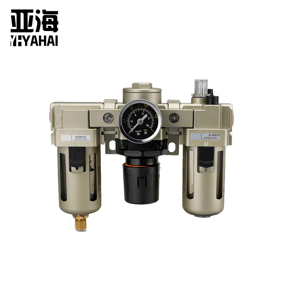 三联件组合/AC5000-10  亚海YAHAI