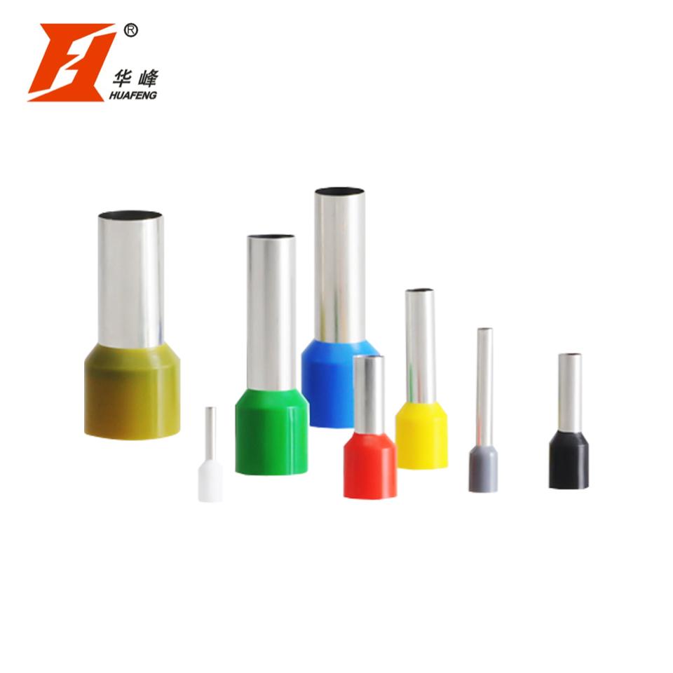 冷压端子/华峰/E型管E 10-12(1000个) 黄色