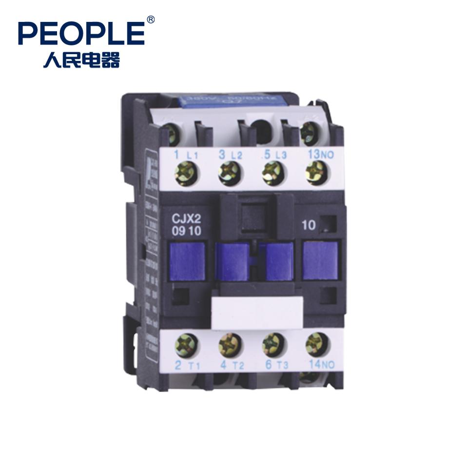 交流接触器/CJX2-0901 110V