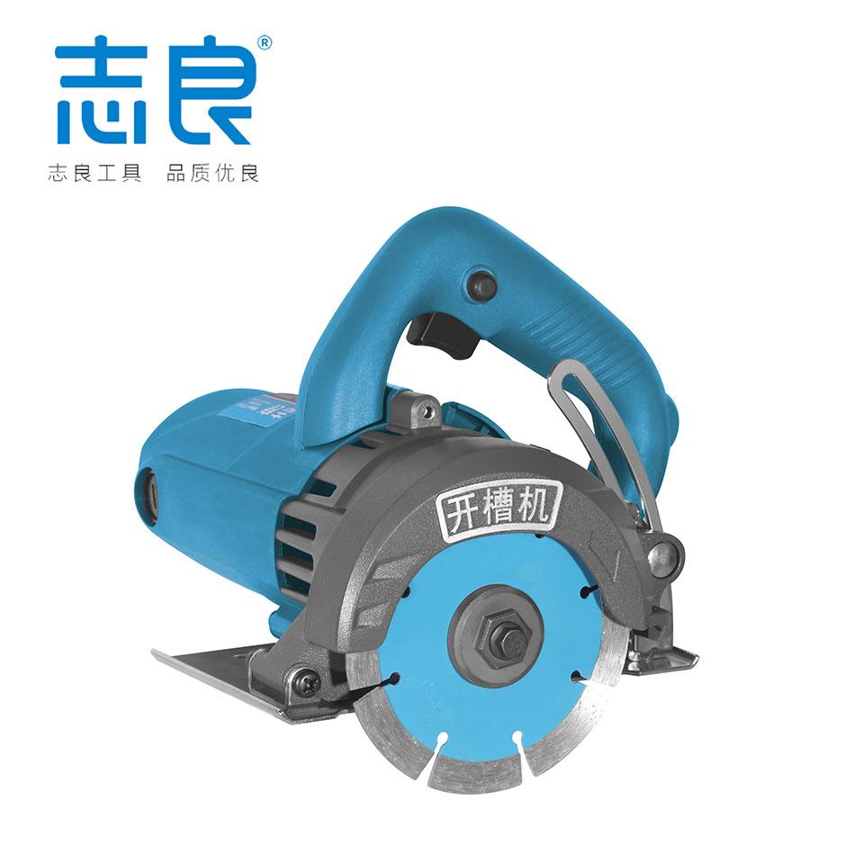 石材切割机 /110-5/ 2000W /110mm/开槽机/专业级 /1件8台/志良