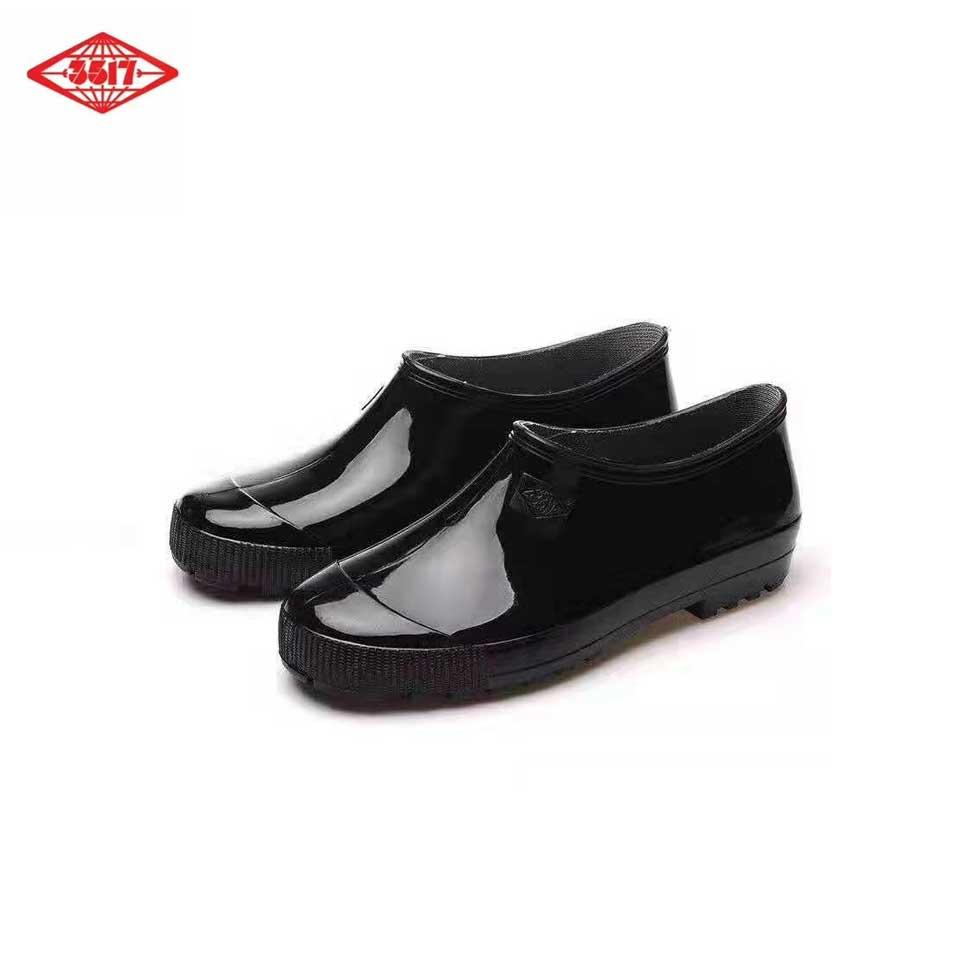 3517低腰雨鞋/3517-606/44码/际华