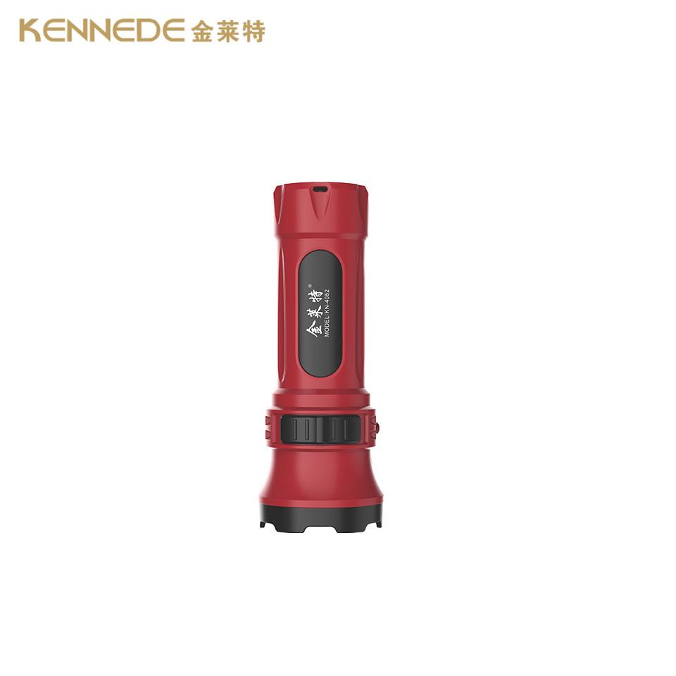 锂电照明/金莱特/LED充电手电筒0.5W/KN-4052