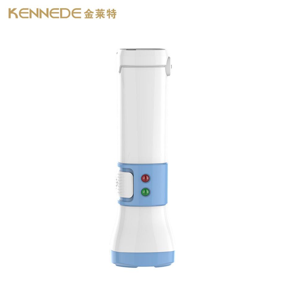 锂电照明/金莱特/LED充电手电筒0.7W+验钞/KN-2052