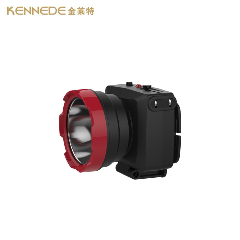 锂电照明/金莱特/LED充电KM-5052 头灯5W/KN-5052