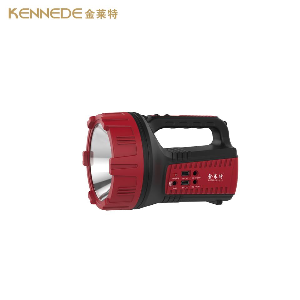 锂电照明/金莱特/LED充电充电手提灯15W/KN-9215