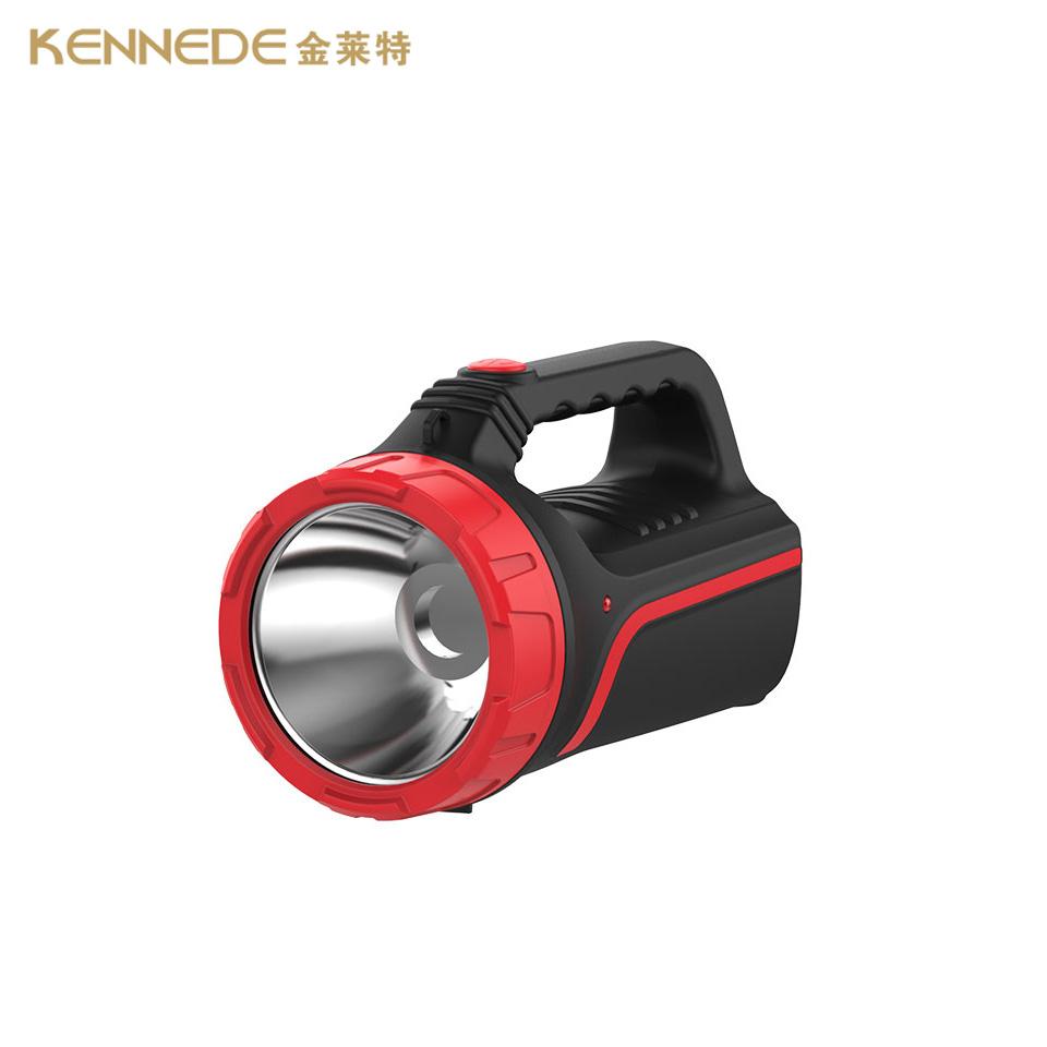 锂电照明/金莱特/LED充电手提灯3W/KN-8693