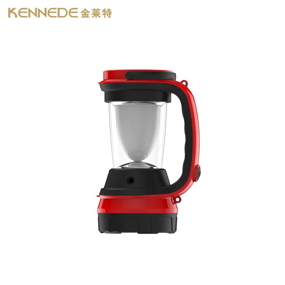 锂电照明/金莱特/LED充电手提灯3W+侧灯24*0.25W/KN-8113