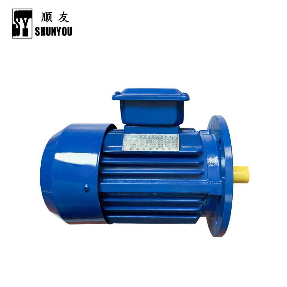 三相异步电动机/立式/四级/5.5KW/380V/Y3-132S-4