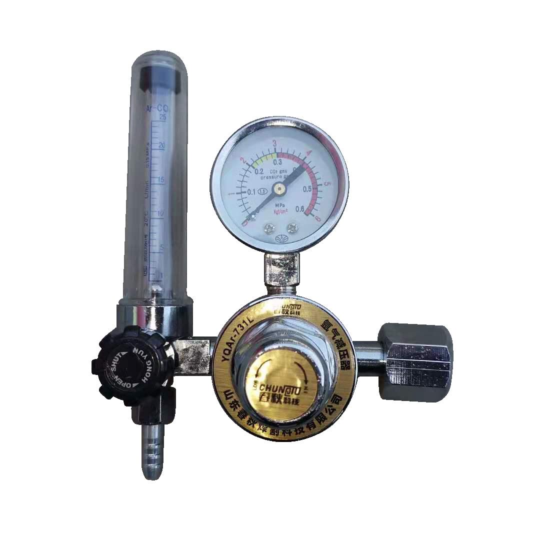 氩气减压表/全铜
