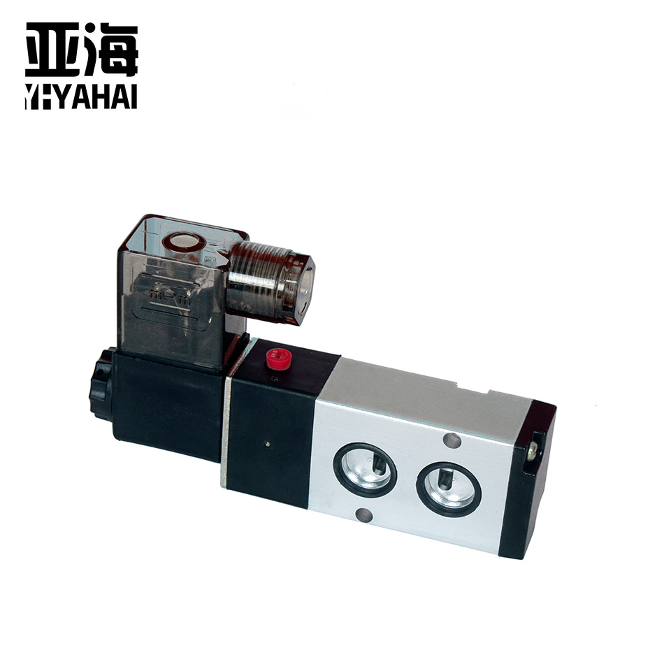 板式电磁阀/4M210-08(AC220V)
