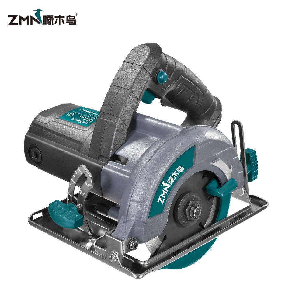 石材切割机 / ZMN 4110 /1280W/115mm/ 多功能锯/ 1件6台/啄木鸟