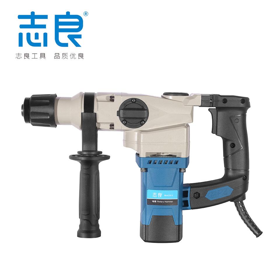 电锤/ 28-2/1580W/28mm/双用/ 1件4台/志良