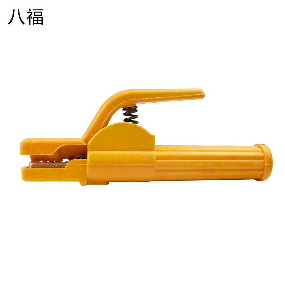 大象款电焊钳/铁镀铜/500A/适用2.5焊条【无盒】