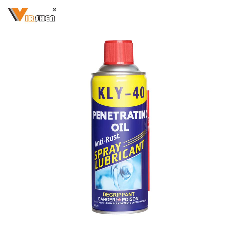 气雾剂/除锈剂Q-8820/KLY系列/沃尔森