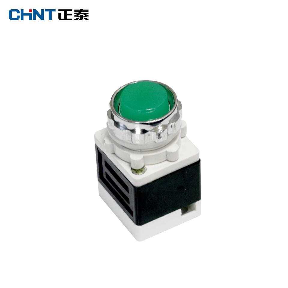 信号与控制/信号灯ND1-22/41 380V 绿/正泰