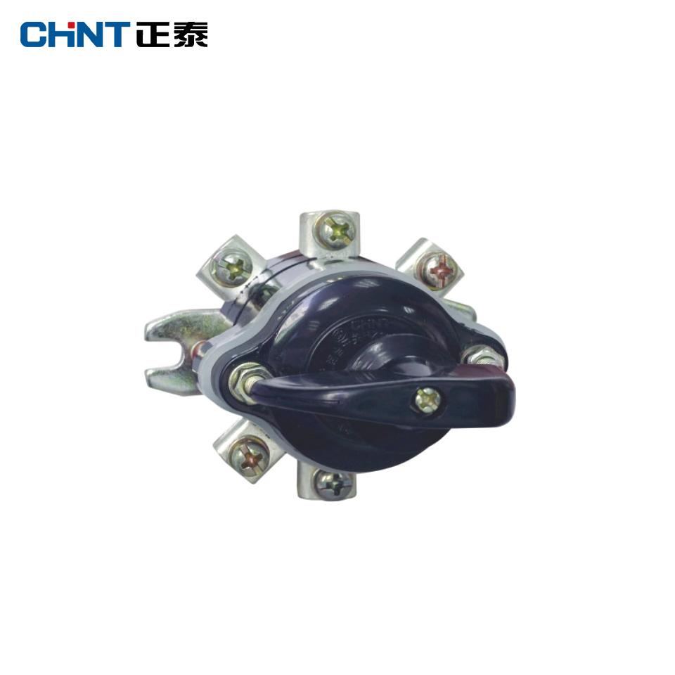 工业开关插座/万能开关HZ10-100/3 板后/正泰