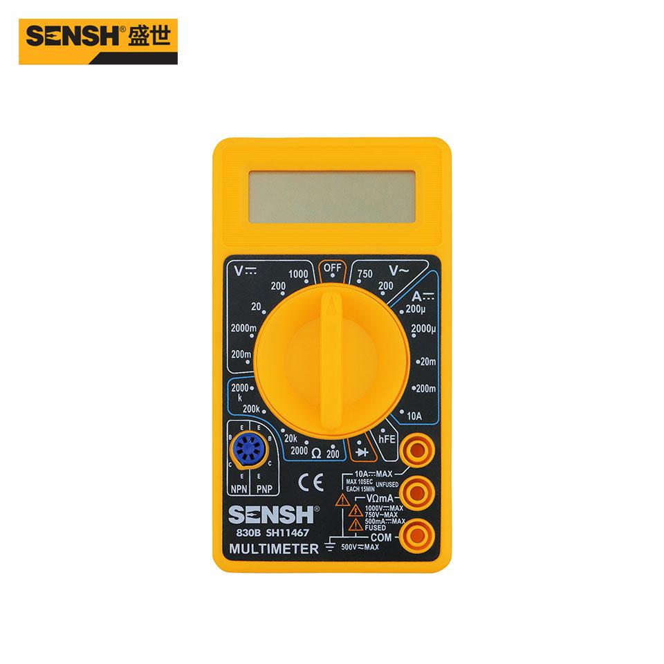 SH-11467盛世万用表-830B