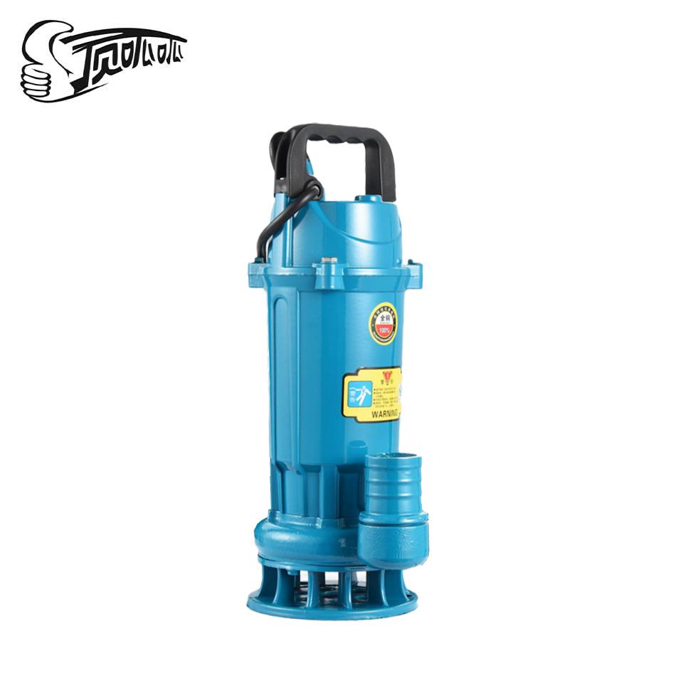 小型污水泵/1.5寸/WQD5-10-0.37