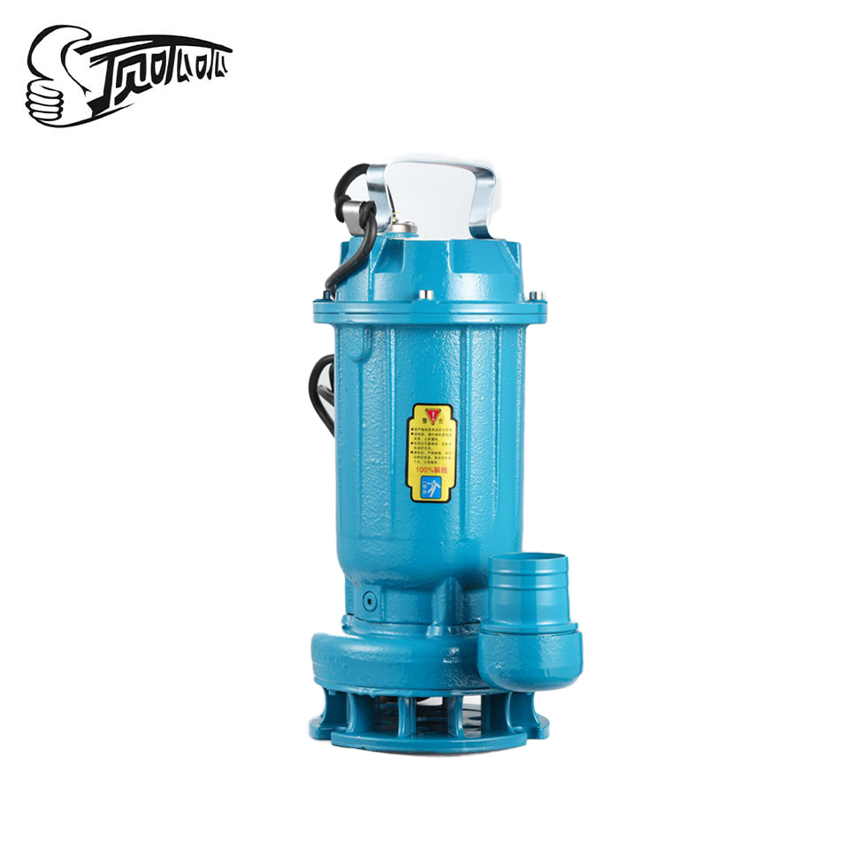 小型污水泵/2寸/WQD10-11-0.75