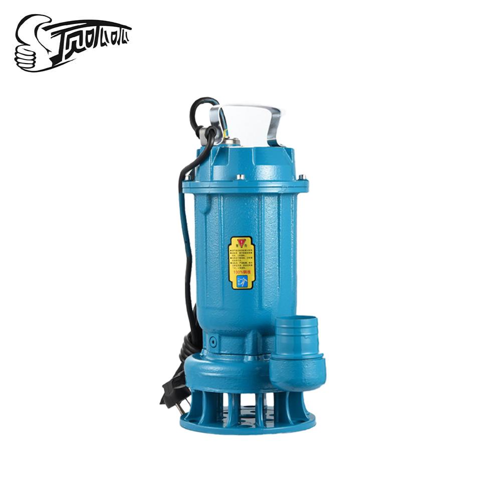 小型污水泵/2寸/WQD10-15-1.1