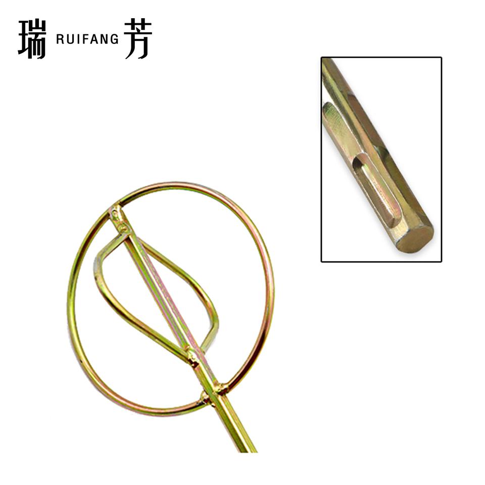 电锤用搅拌棒/丰田型/方柄 瑞芳RuiFang