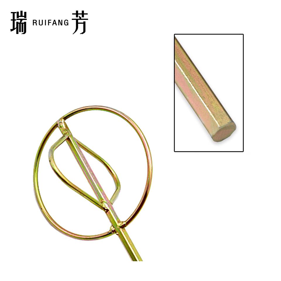 电钻用搅拌棒/丰田型/六角柄 瑞芳RuiFang
