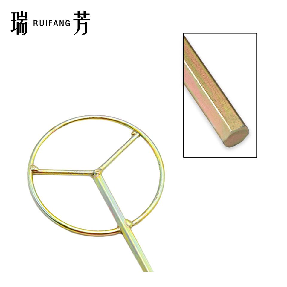 电钻用搅拌棒/奔驰型/六角柄 瑞芳RuiFang