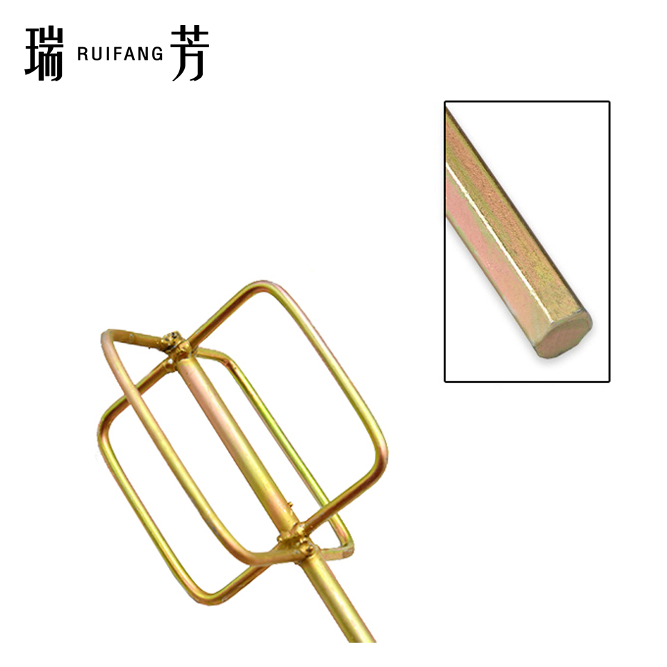 电钻用搅拌棒/四方型/六角柄 瑞芳RuiFang