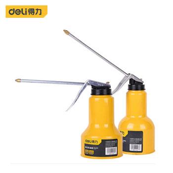 机油壶/DL2403高压机油壶350ml(新VI) 得力