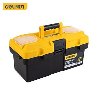 塑料工具箱/DL-TC240加强型塑料工具箱(新VI)  得力
