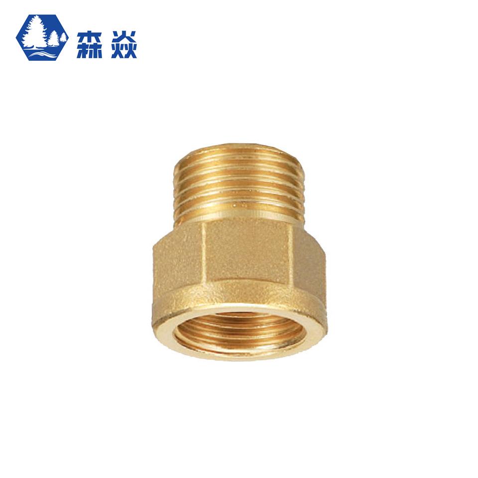 五金水暖铜配件/4分内外丝(投保产品)/森焱