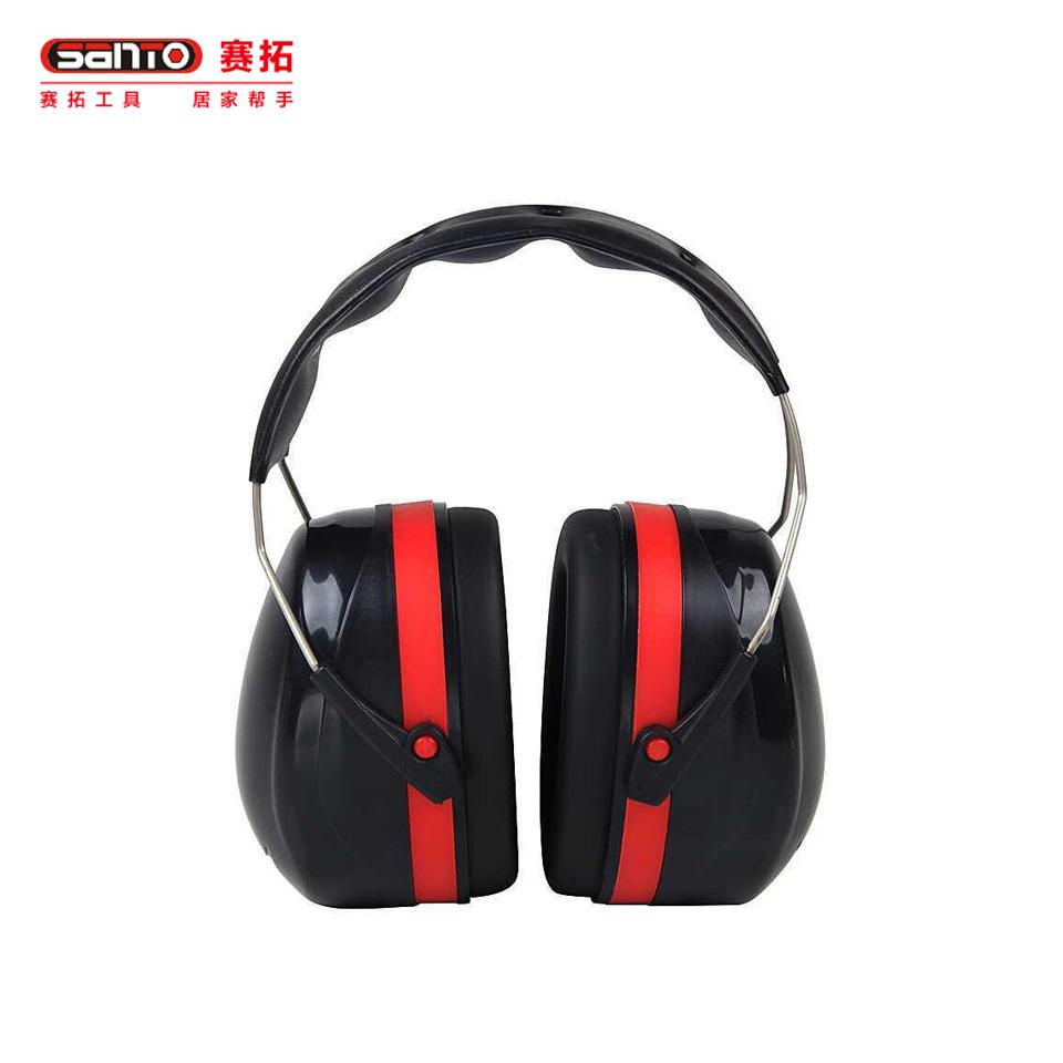 防噪音耳罩/防噪音耳罩 隔音防护耳罩 劳防耳罩1974赛拓(SANTO)