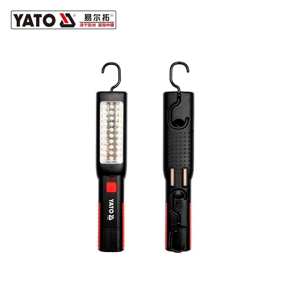 工作灯/YT-08505 可充电工作灯 30+7LED 易尔拓