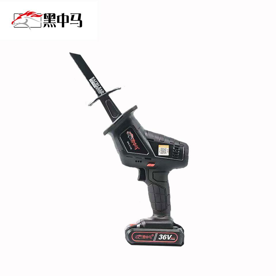 锂电往复锯/A023/36V/14.5mm/黑中马