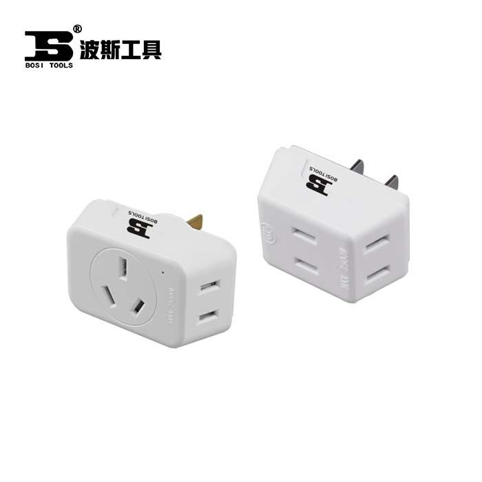 BS450018-移动插座转换器(一转三)