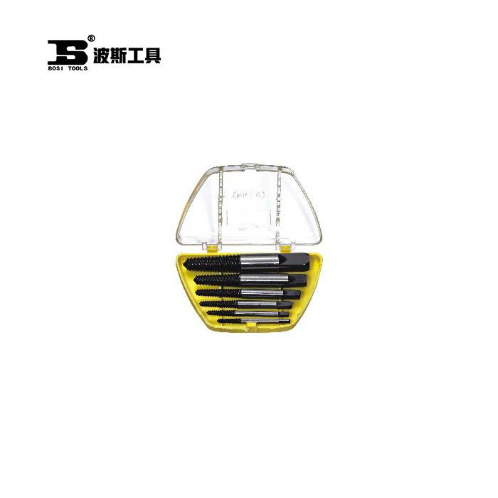 BS522016-断螺丝取出器6PC