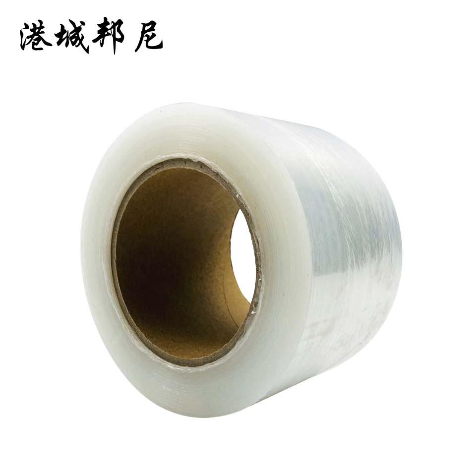 手用透明缠绕膜/宽度8cm重0.5kg/港城邦尼